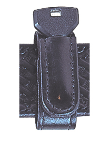 "1"" Wide Belt Keeper w/ Spare Key Slot"